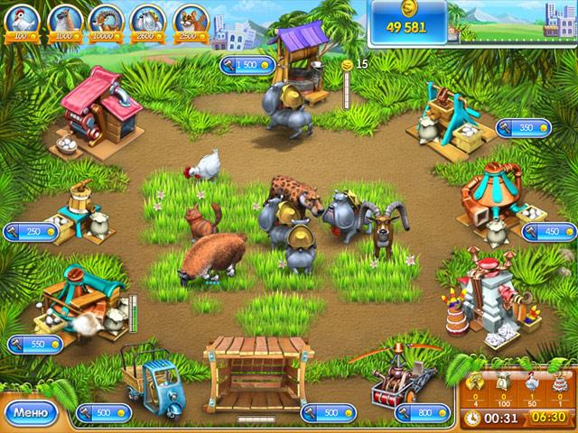 Скачать Веселая ферма 3 через торрент